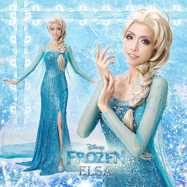 Unique frozen elsa anna dresses for kids and womens lolita dresses victorian dress blog - Prinses pure ...