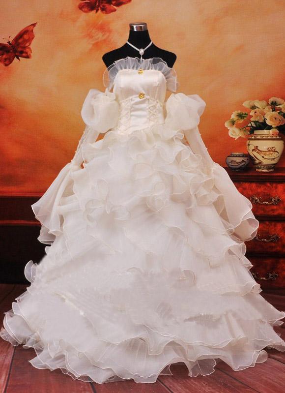 Anime CODE GAESS Cosplay Dress