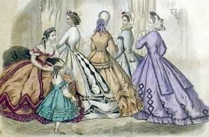 Development Of Victorian Era Dress