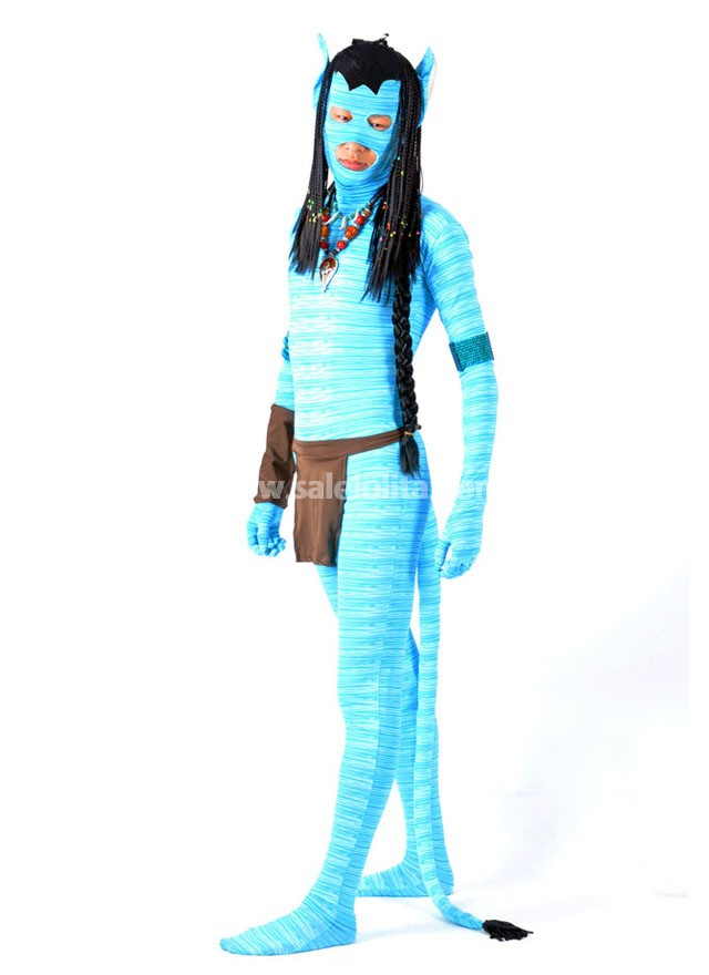 Spandex Full Body Avantar Zentai Suit
