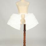 Victorian Bandage Double Pannier Petticoat Crinoline