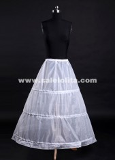 Cheap Bridal Petticoats Bride Panniers Three Rims Without Yarn Bandage Wedding Petticoat