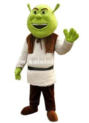 Ogre Cartoon Costume Birthday Costume Halloween Parade Costume for Adults