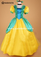 Southern Belle Civil War Princess Gown Dress Marie Antoinette Dresses Carnivale Cinderella Theatrical Costume