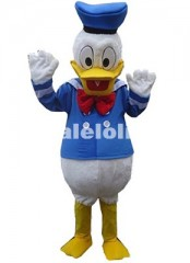 Duck Cartoon Character Carnival Costume Ball Donald Duck Mascot Costumes For Men