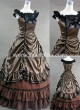 Hot Sale Gothic Victorian Dress new