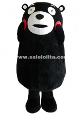 Kumamoto Bear Mascot Cartoon Clothing Adult Animation Plush Cloth Clothing Customization