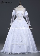 Brand New Gorgeous Adult Women Princess Cosplay Dresses Clothing