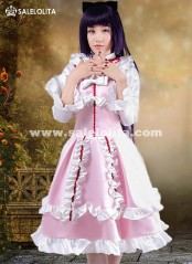 2019 New Anime Ore No Imouto Ga Konnani Kawaii Wake Ga Nai Cosplay Dress Ladies Lolita Dress