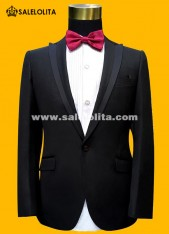 Men Slim Fit Suits Plus Size Mens Black Wedding Suits With Pants Business Mens Formal Wear