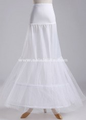 New hot High Waist Fishtail Mermaid Bridal Petticoat Underskirt Cocktail Prom/Crinoline Petticoat Crinoline
