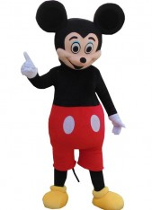 New Mouse Mascot Costume Mickey Mouse Parade Costume