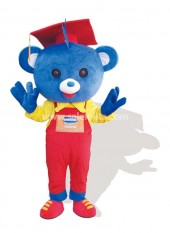 Cute Doctor Adult Bear Costume