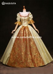 High-grade British Queen Marie Antoinette Dress 18th Century Rococo Renaissance Historical Victorian Era Costume Theare Costume