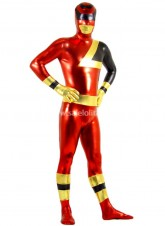 Men's Shiny Metalic Zentai Suit for new Halloween