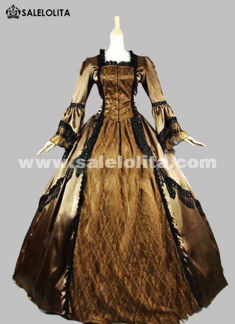 Light Victorian Dresses