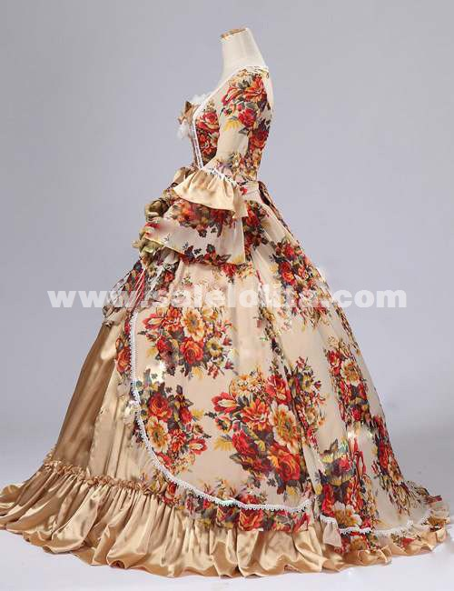 Victorian Ball Gowns