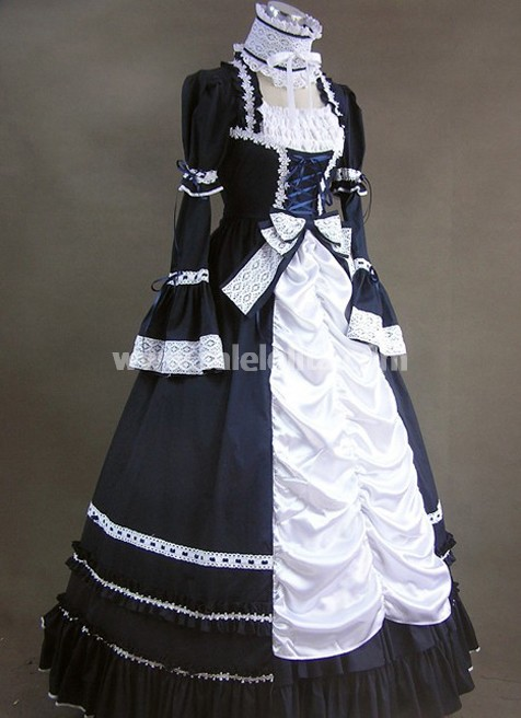 black victorian style dresses - photo #6