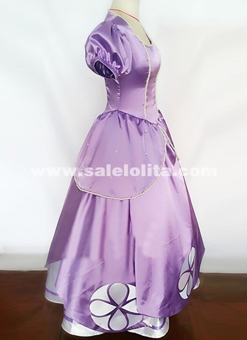 Sofia the First Gown – Fashion dresses