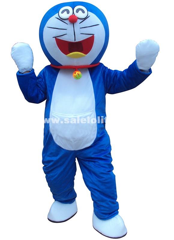 High Quality Doraemon Mascot Costume Robocat Mascot