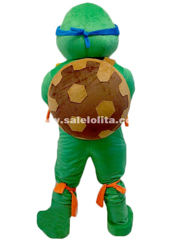 Teenage Mutant Ninja Turtles Role Play Cosplay Costume Mascot Costume Adult Size