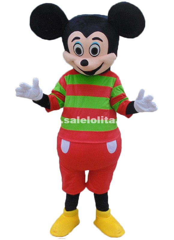 New Arrival Mouse Mascot Costume Mickey Mouse Costume Birthday Party Costumes  sc 1 st  Salelolita & New Arrival Mouse Mascot Costume Mickey Mouse Costume Birthday Party ...