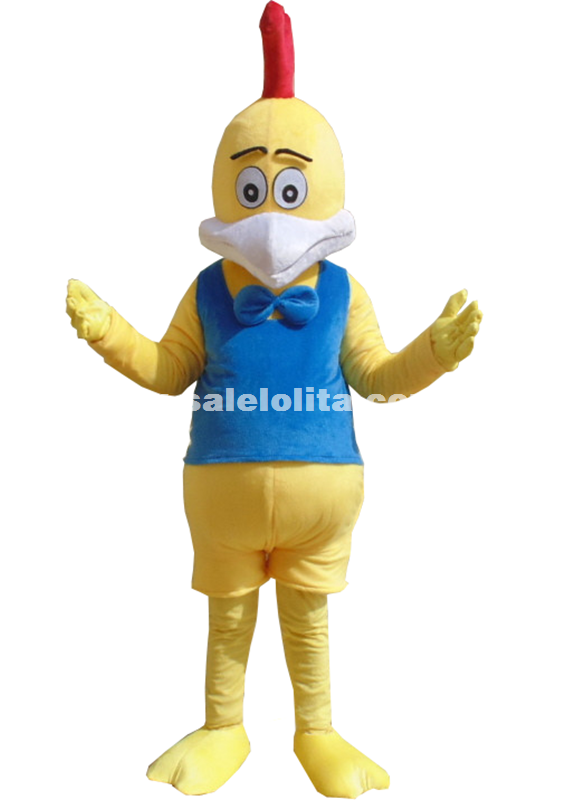 New Arrival Chicken Mascot Costumes Rooster Mascot Parade Costume
