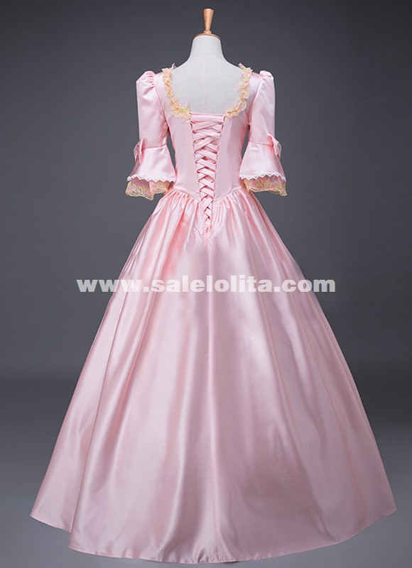 Edwardian Era Historical Wedding Princess Gowns Southern Belle Prom ...