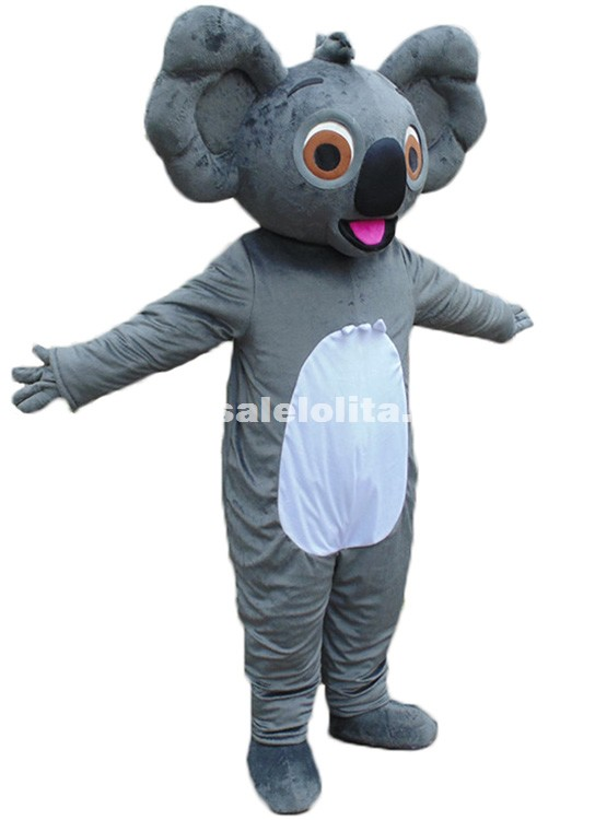 sc 1 st  Salelolita.com & Koala Mascot Costume Bear Cartoon Costume