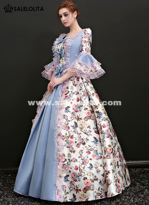 Renaissance Colonial Princess Game of Thrones Ball Gown Prom ...