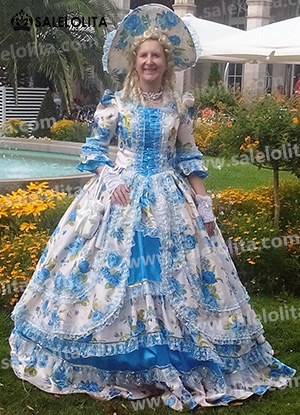18th Century Party Dresses