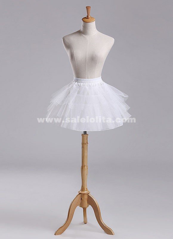Petticoat Knee Length Dress
