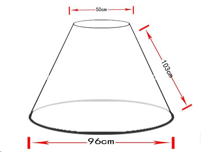 petticoat measurement method