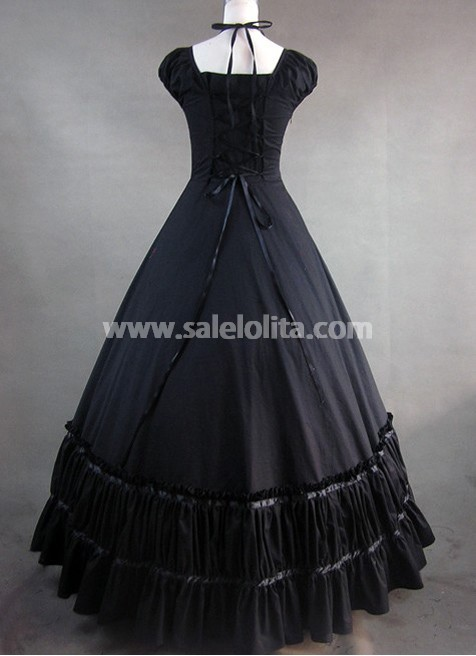 Black Gothic Victorian Style Clothes for Sale