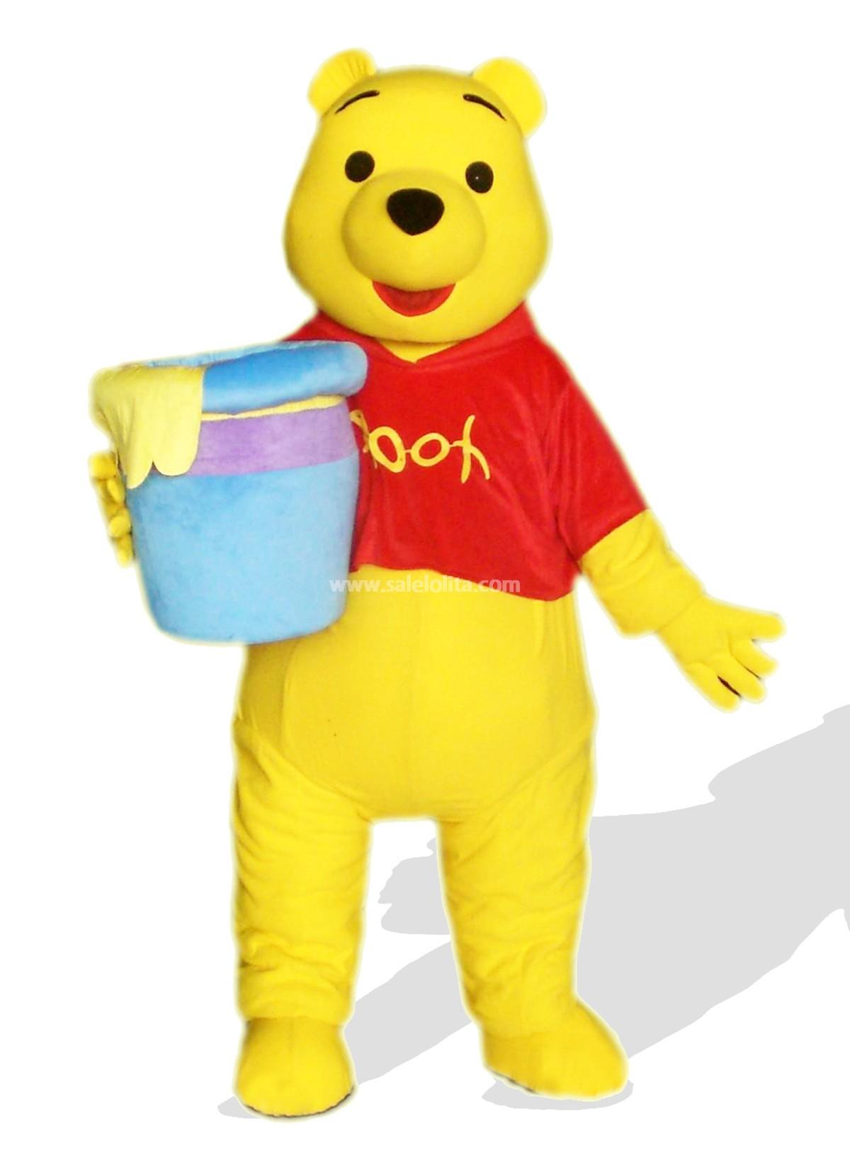 adult winnie the pooh costume. Black Bedroom Furniture Sets. Home Design Ideas