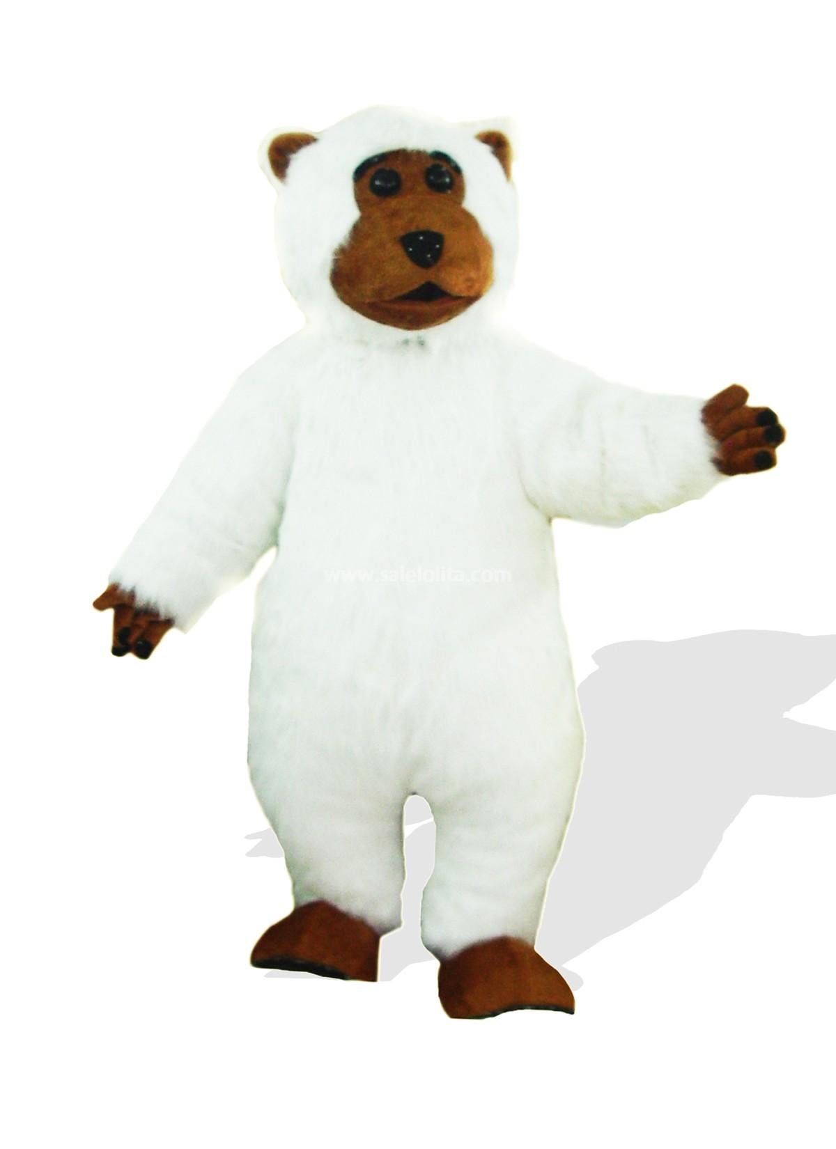 Adult costumes bear big