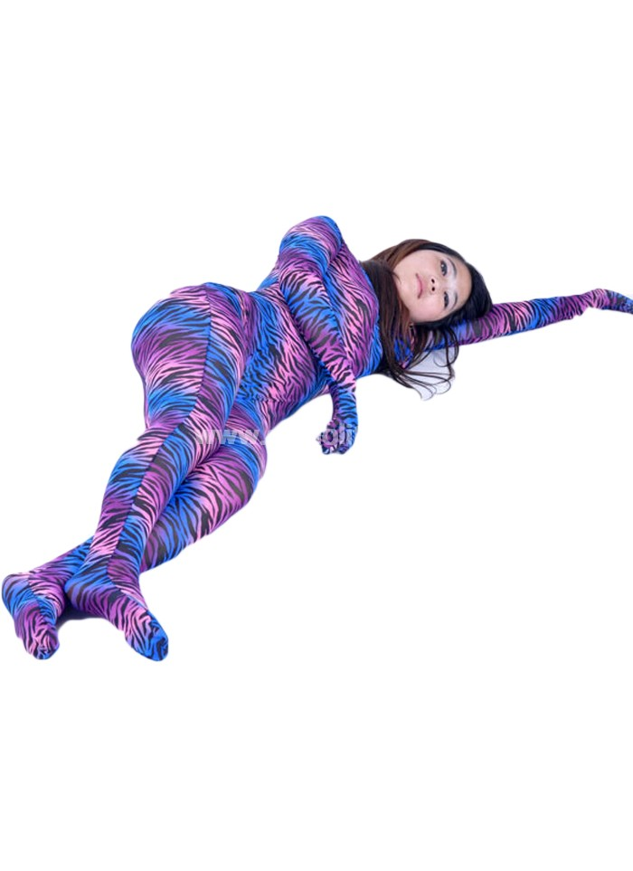 Colorful Tiffany Zentai Suits