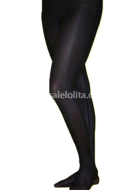 Black Full Body Lycra Spandex Zentai Suit