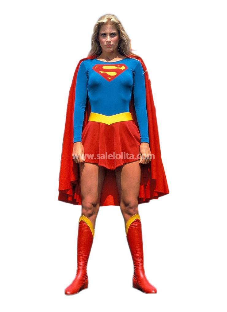 Helen Slater Supergirl Costume