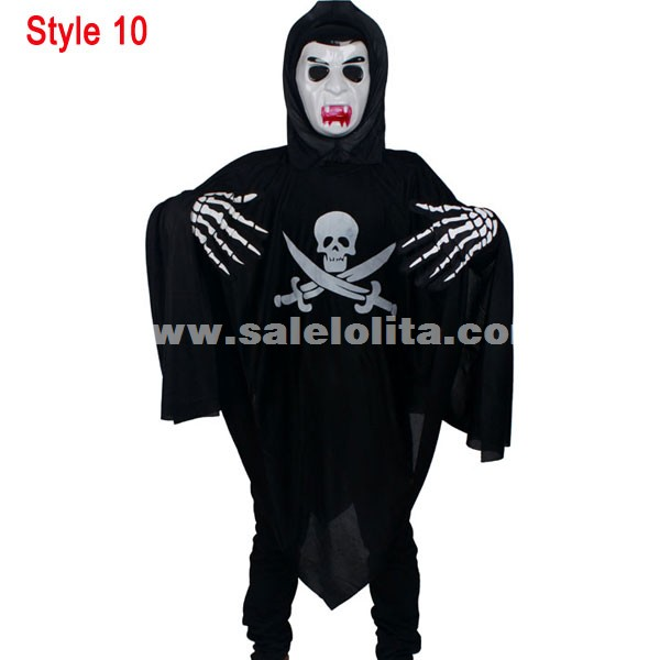 Halloween Pirate Ghost ClothesHorrible Sickle Ghost Costumes For Kids And Adult  sc 1 st  Salelolita.com & Halloween Pirate Ghost ClothesHorrible Sickle Ghost Costumes For ...