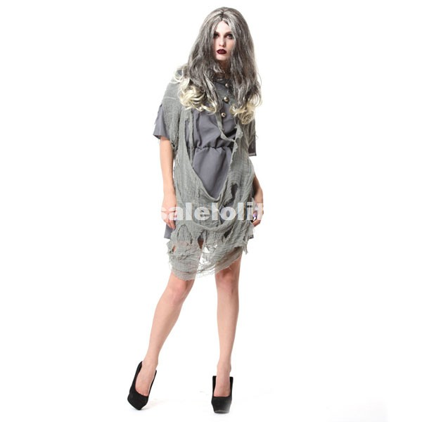 Halloween Party Cosplay Terrorist Funny Zombie Costumes
