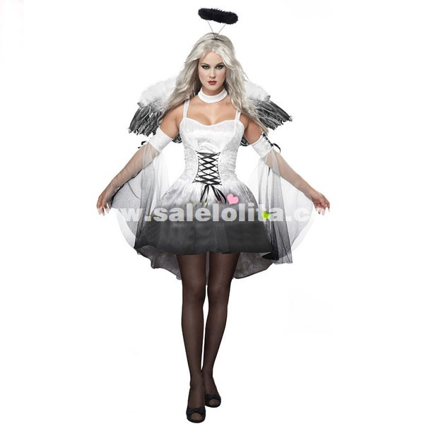 halloween costume ghost bride devil angel cosplay costume zombie vampire queen costumes loading