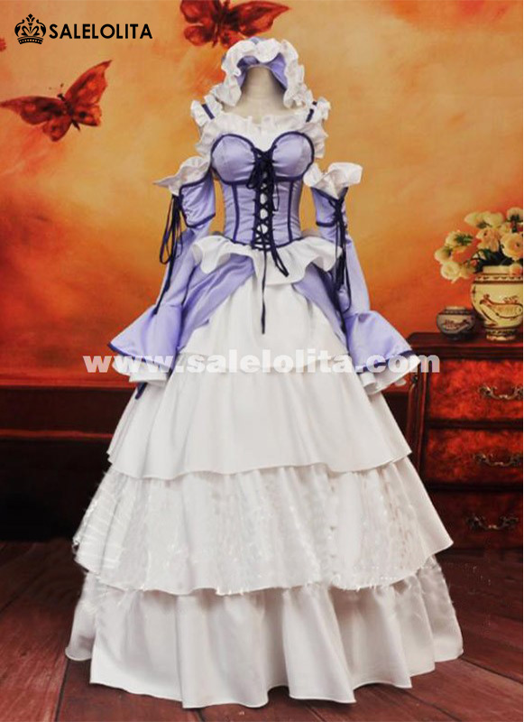 Custom Anime Chobits Chii Women Cosplay Party Dress Customes ...