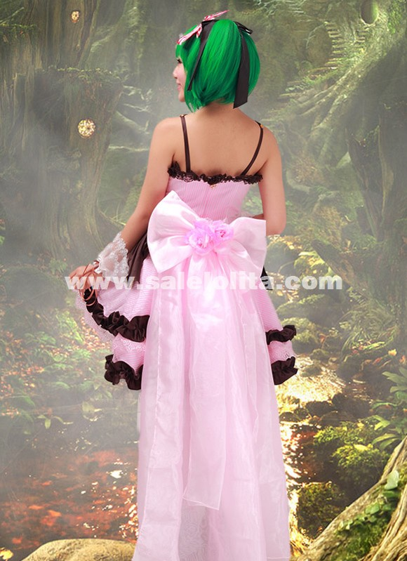 2019 New Macross F Lanka Cosplay Dress Ladies Anime Party Dress