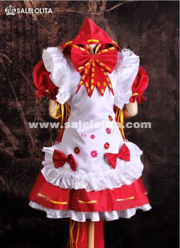 2015 VOCALOID Cosplay Dress Anime PROJECT DIVA2 Cosplay Lolita Dress