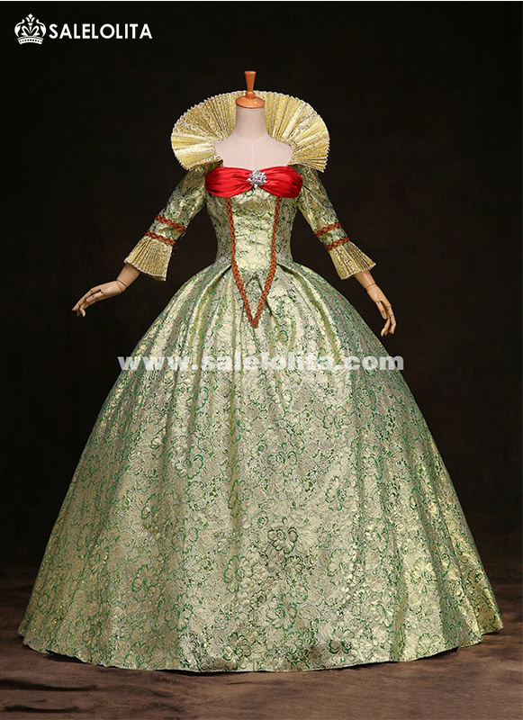 57919db1bec3 ... Dress 17th 18th Century Queen Victorian Ball Gowns Costumes. Loading