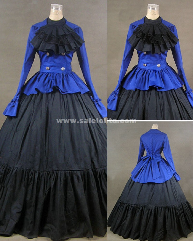 Buy Victorian Ball Gown Online - Salelolita.com