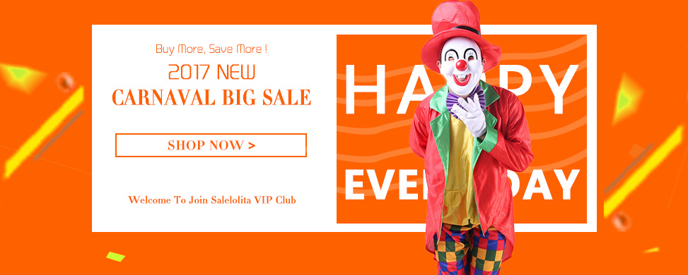 Carnaval Big SALE ON Salelolita.com