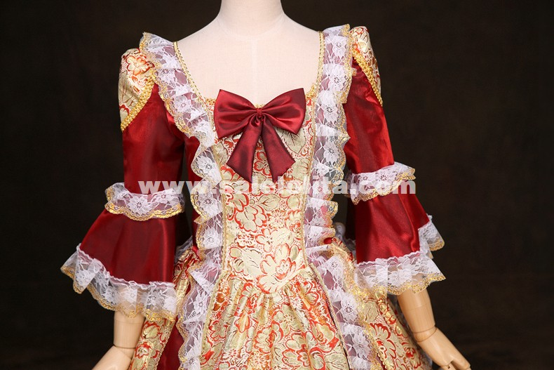 High End 18th Century Rococo Marie Antoinette European